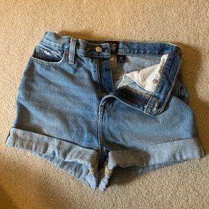 Urban Outfitters Mom Jean Shorts